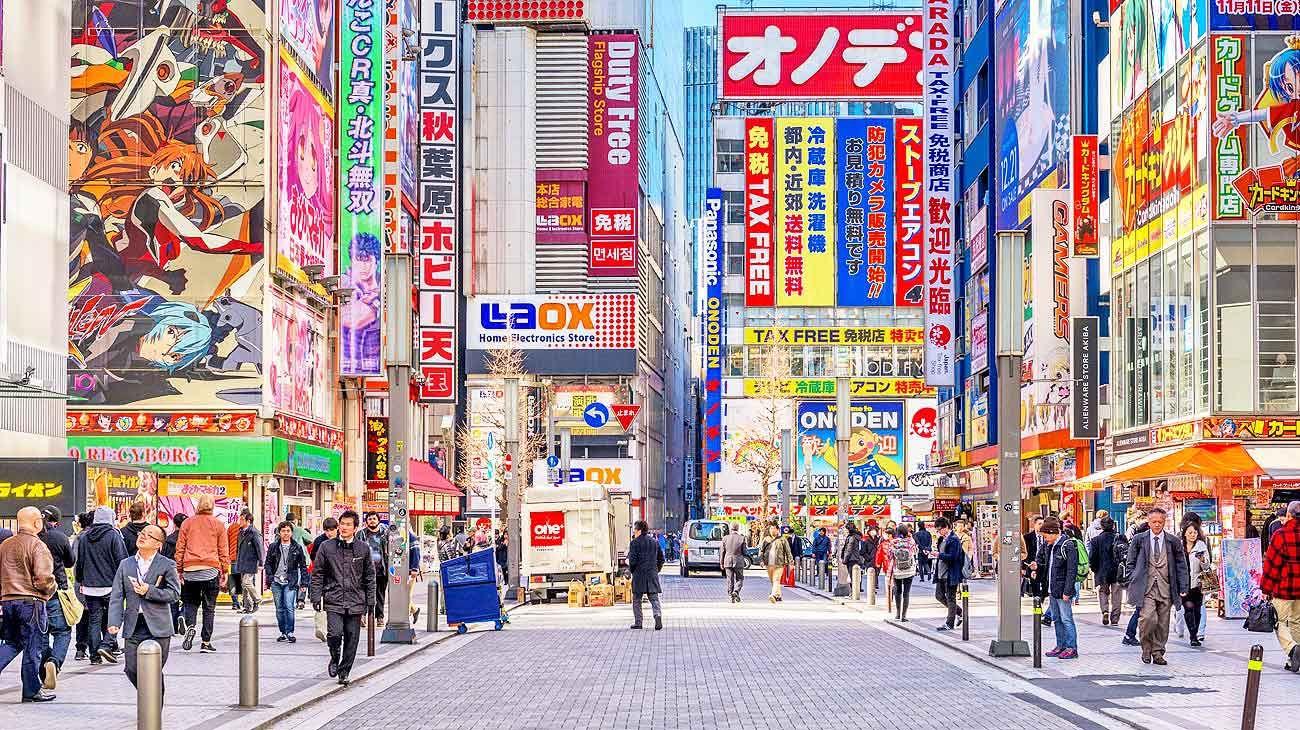 Tokyo. La capital japonesa fue sede del Urban 20, creado por el Grupo de los 20.