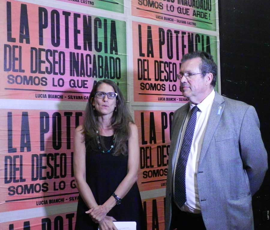 Políticas del deseo: para todes, tode. Muestra colectiva en el Centro Cultural Kirchner.