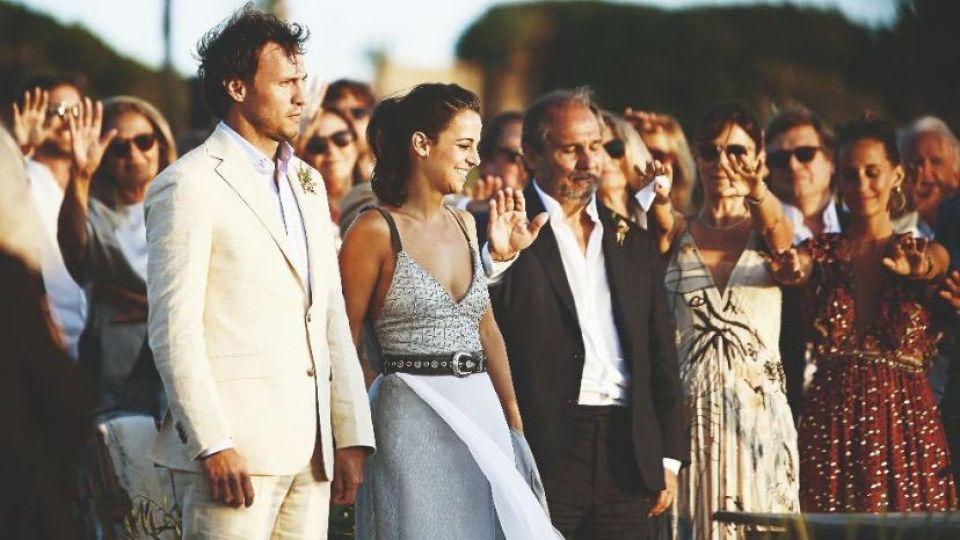 Casamiento Sonia Caputo y Santiago Giambruni