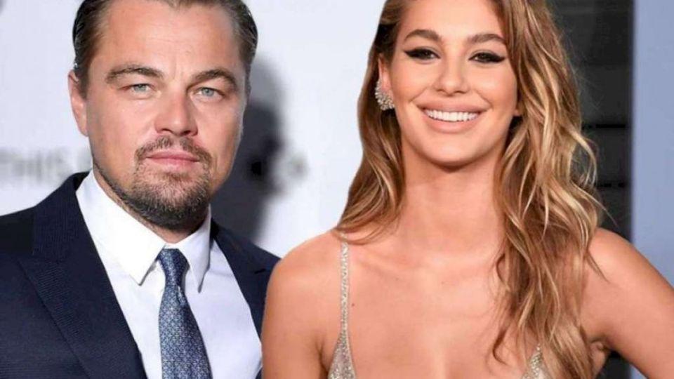 Leo DiCaprio y Camila Morrone