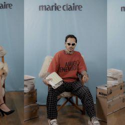 Marie Claire: las mejores fotos del espacio en Visa Bafweek - Crédito Valentina Marozzi