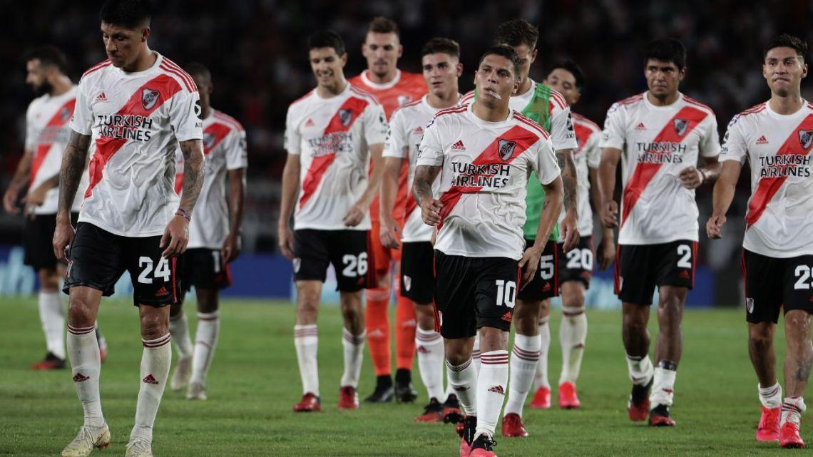 River Plate vs Defensa y Justicia