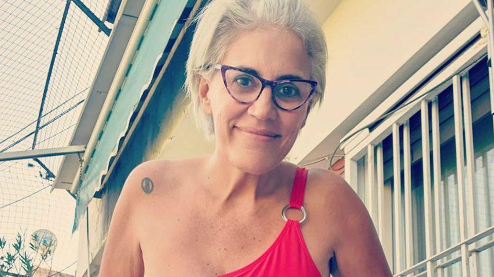 La transformación de Débora D'Amato después de la maternidad