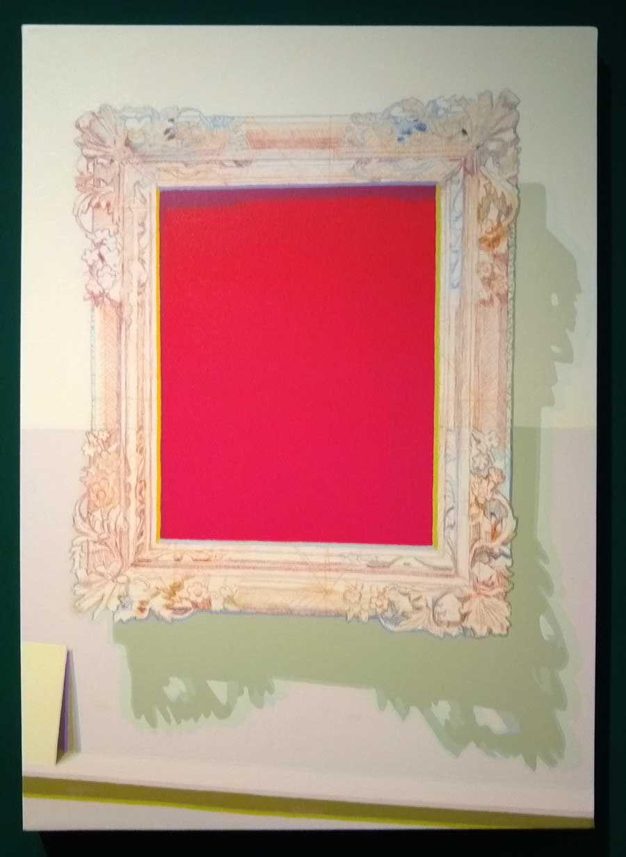Santiago Iturralde, la pintura desnuda. Museo de Arte Moderno