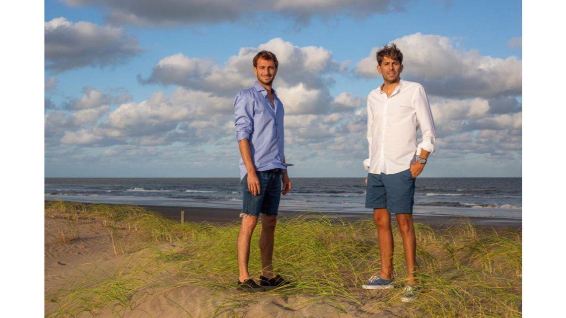 Desarrolladores: Daniel y Santiago López De Gaetano | Foto:Kilometro 314 - Casas de Mar