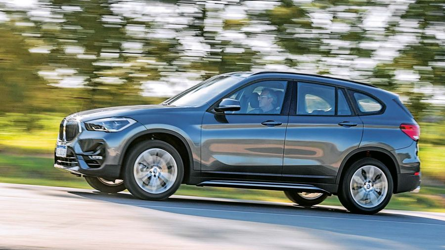 Test / BMW X1 sDrive20i SportLine
