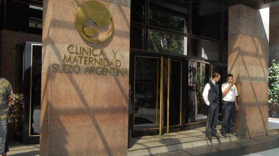 Asunto Coronavirus clínica Suizo Argentina 20200303
