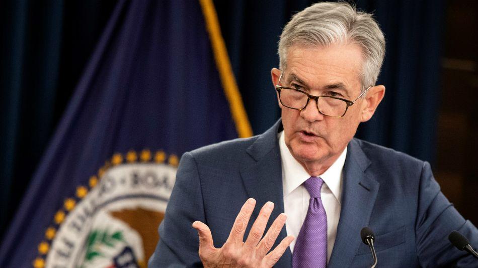 Baja en la tasa de interés de la Reserva Federal.