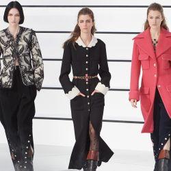 Los looks de la nueva temporada de Chanel