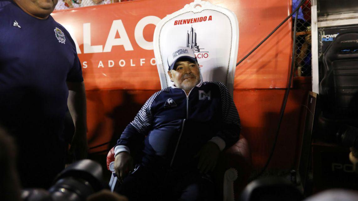 Adelantan detalles del recibimiento que prepara Boca para Maradona