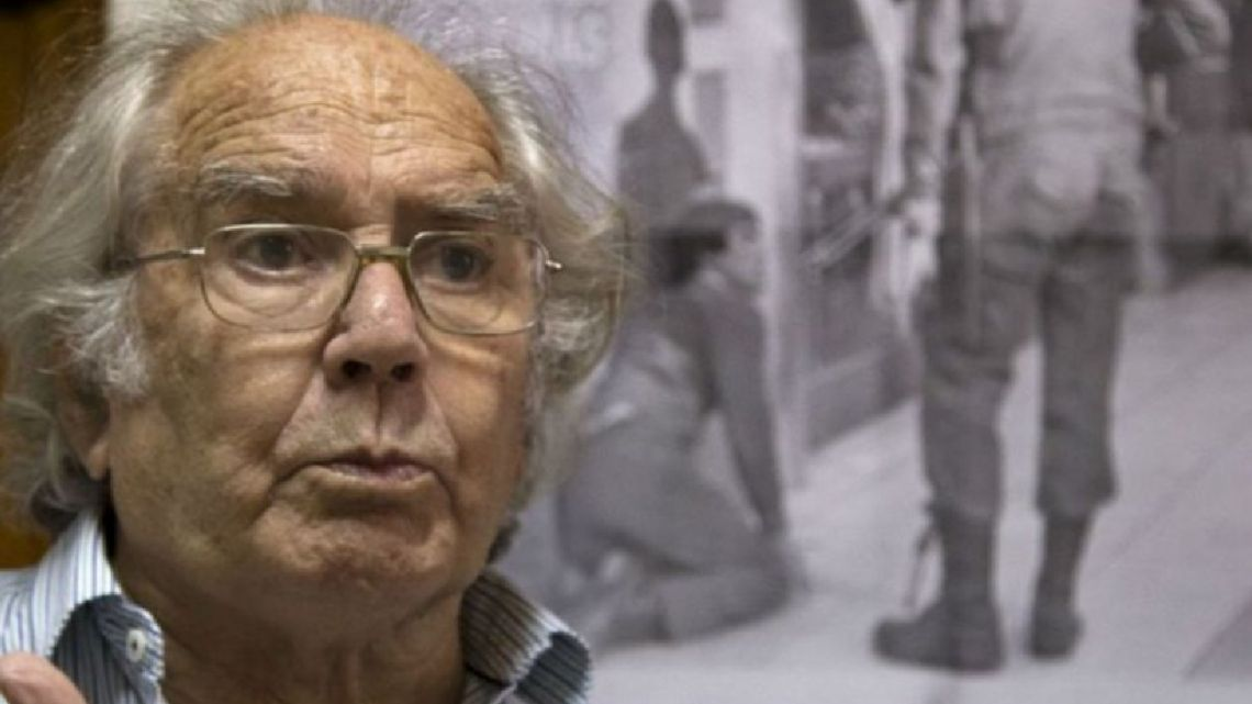 Argentine Adolfo Pérez Esquivel was awarded the Nobel Peace Prize in 1980 for his work with civil rights during the military dictatorship.