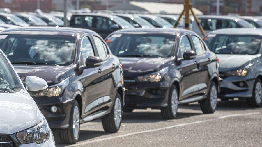 La producción nacional de automóviles cayó 20 por ciento en febrero