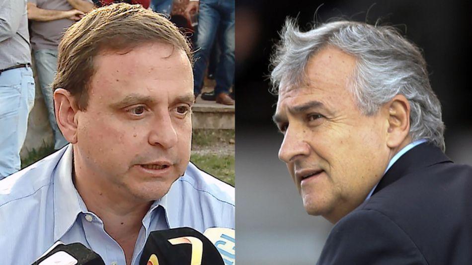 El senador del PJ Guillermo Snopek está enfrentado con el gobernador Gerardo Morales.