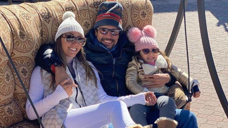 Floppy Tesouro y su familia