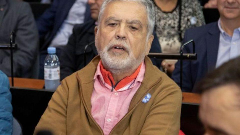 Julio De Vido, ex ministro de Planificación kirchnerista.