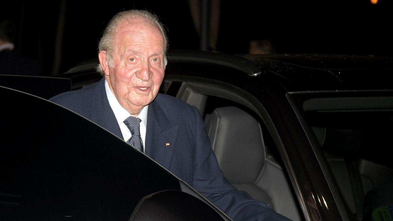 Juan Carlos de Borbón reinó en España desde 1975 hasta su abdicación en 2014.