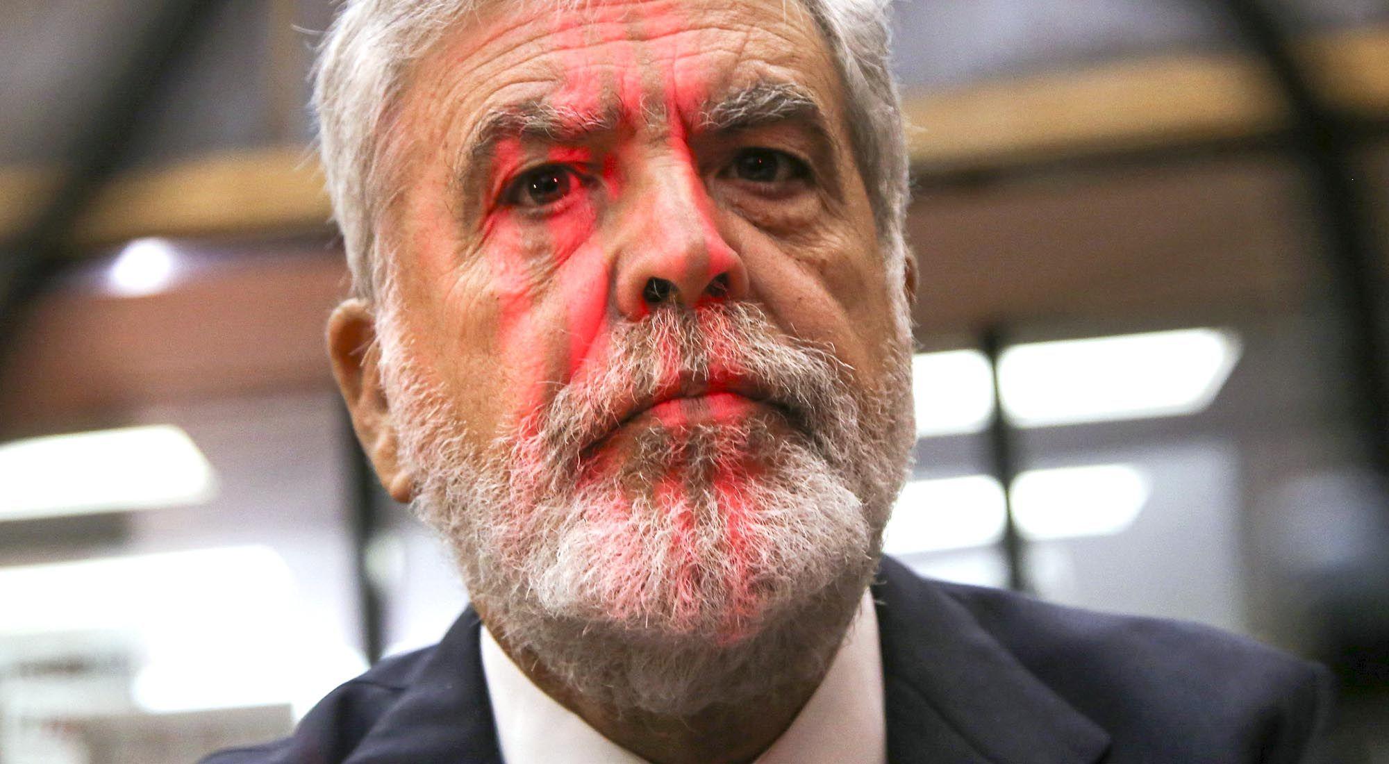 Elex ministro Julio De Vido.