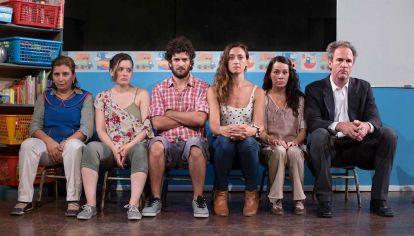 Obra de teatro La Sala Roja