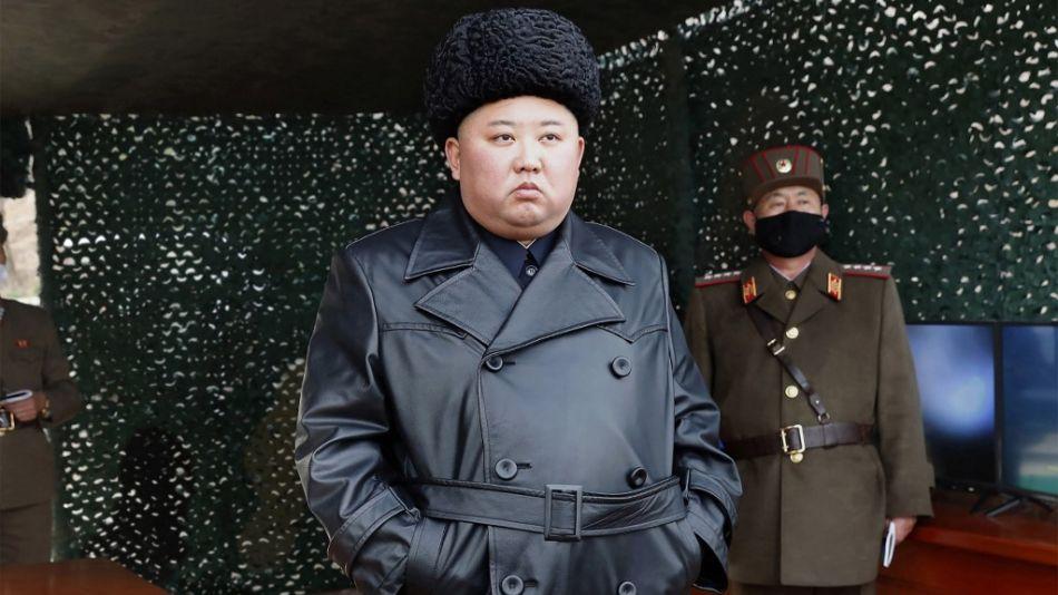 coronavirus corea del norte kim jong un