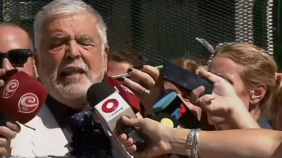 Julio De vido en Comodoro Py 20200305