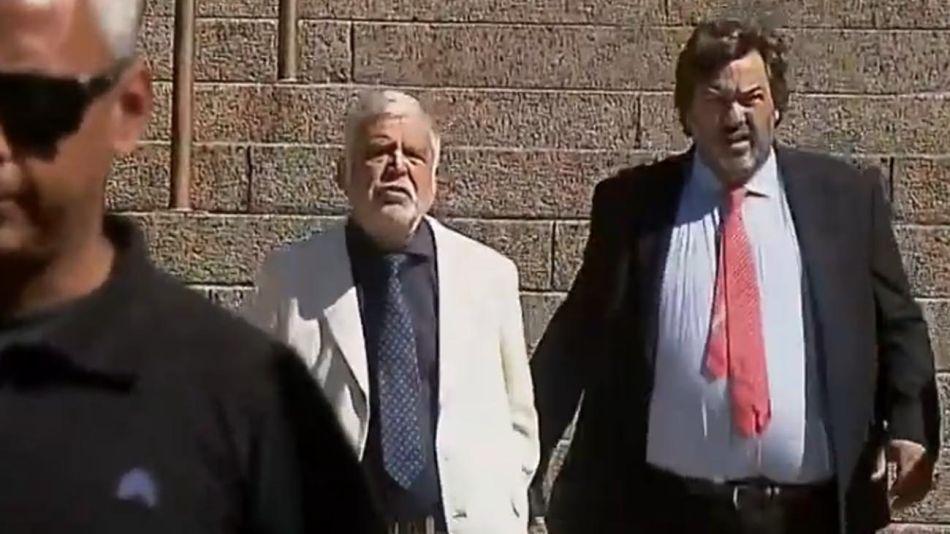 Julio De Vido en tribunales 20200305