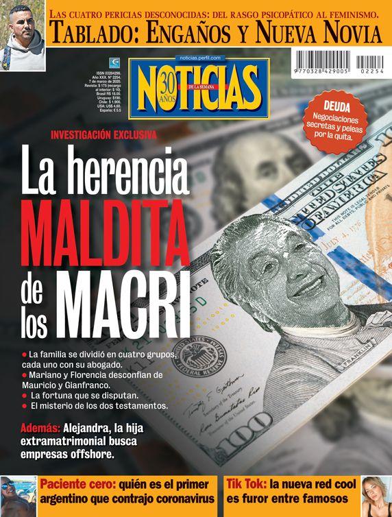 La herencia maldita de los Macri | Foto:cedoc