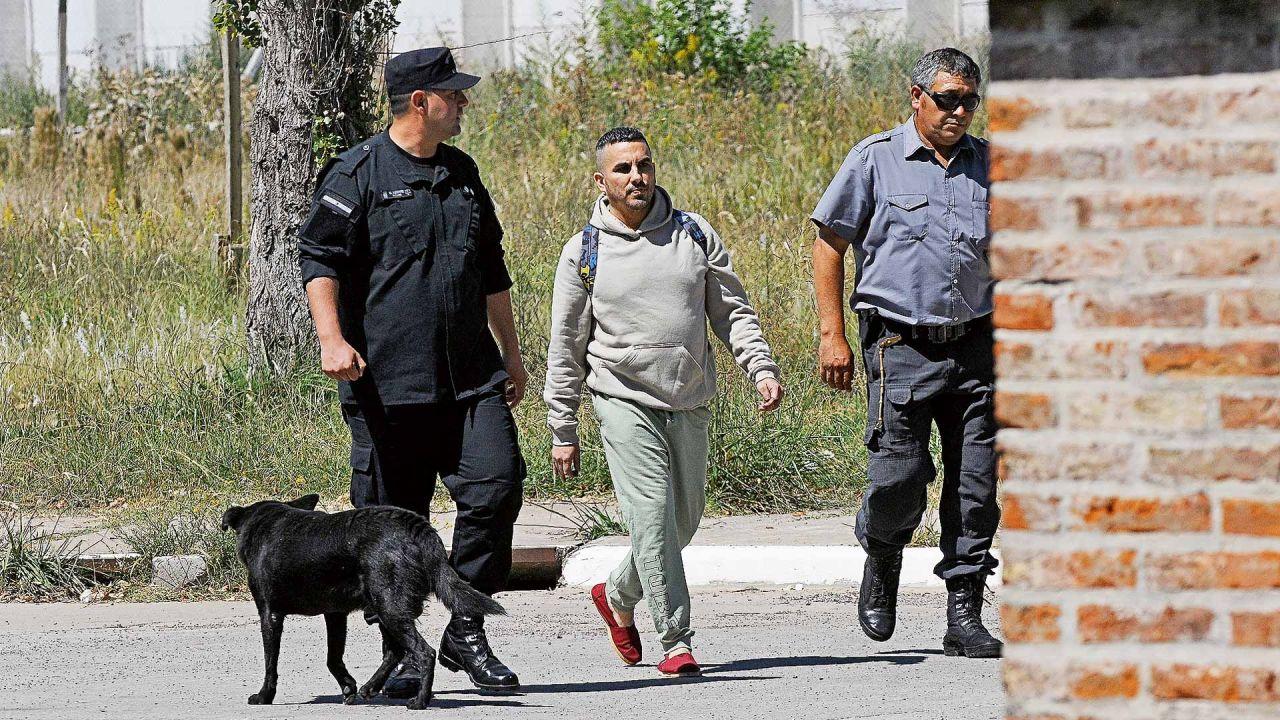 Fabián Tablado recuperó la libertad | Foto:Sergio Piemonte