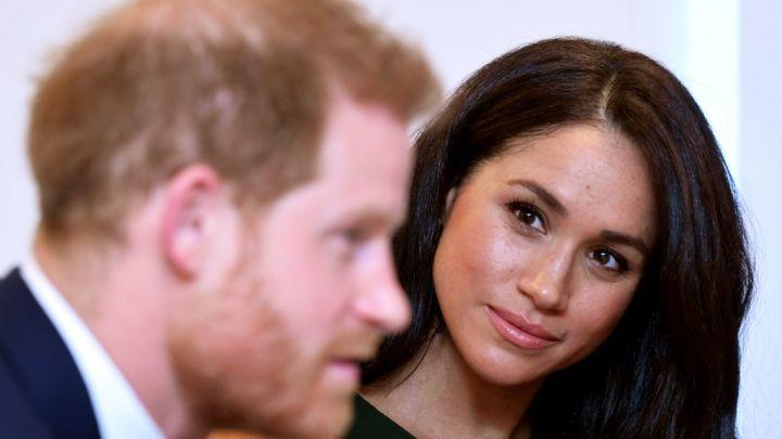 ¿Crisis y cuernos? Aseguran que Harry se encontró con su ex y Meghan Markle está furiosa