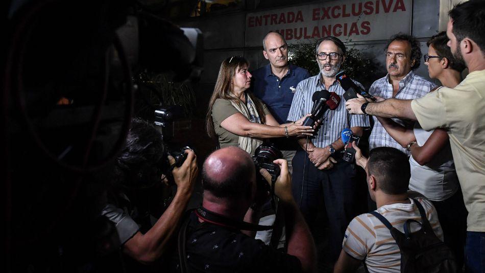 El viceministro de Salud de la Ciudad, Daniel Ferrante, confirma detalles acerca de la muerte de un paciente por coronavirus.