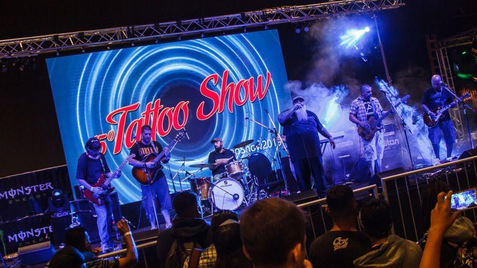 Tattoo Show Argentina