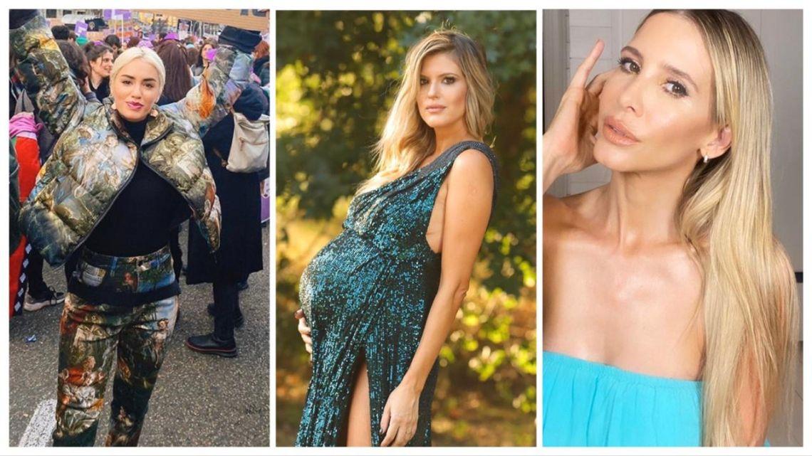 FOTOS | Los famosos, unidos en el festejo por el día de la mujer