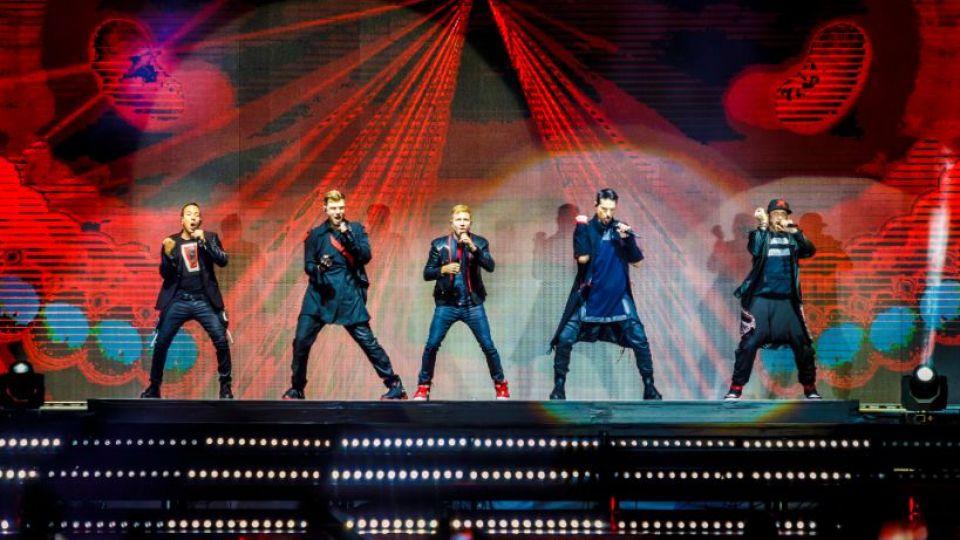 Backstreet Boys en Argentina
