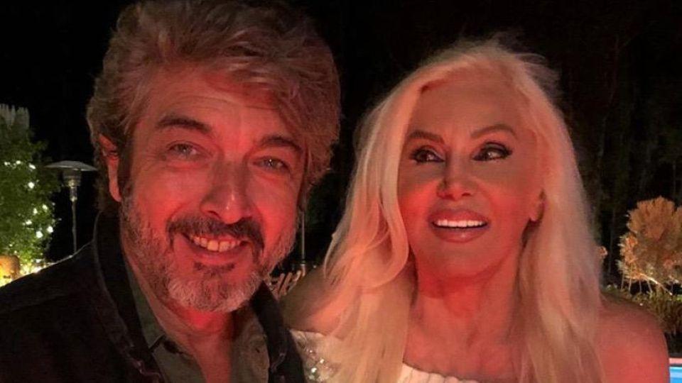 Susana Gimenez y Ricardo Darín