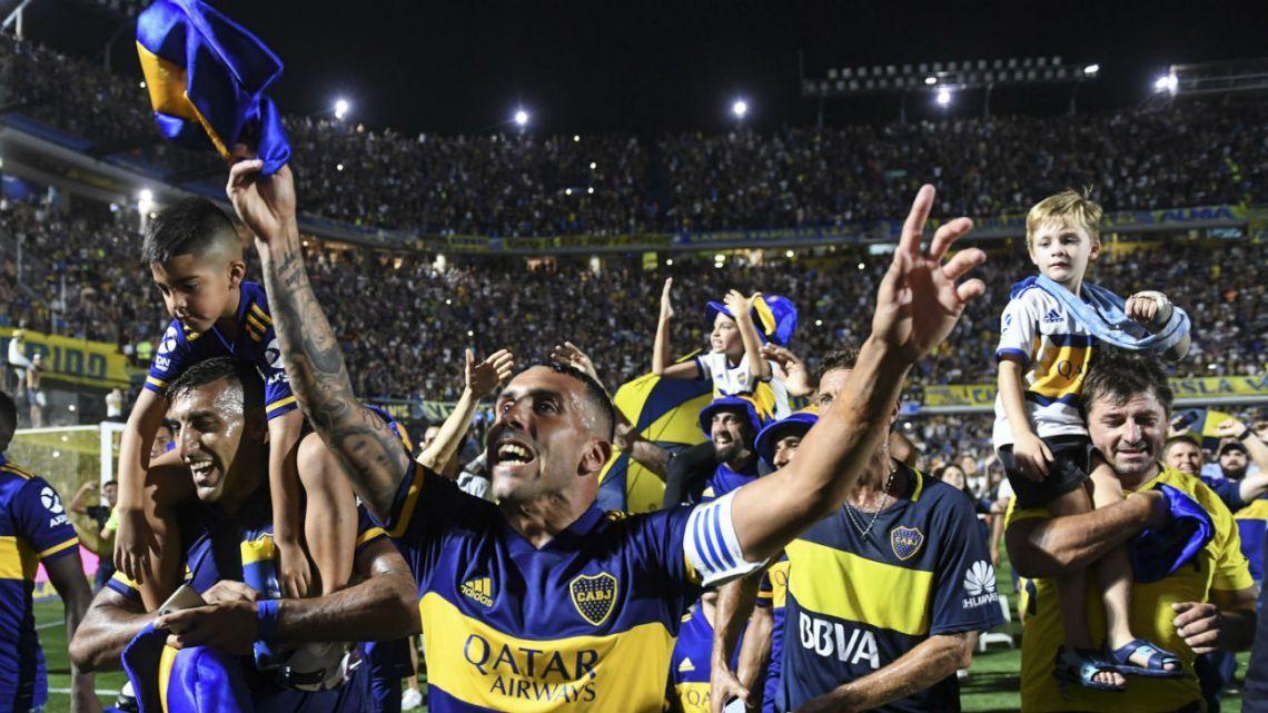 Boca Campeón: el título en números