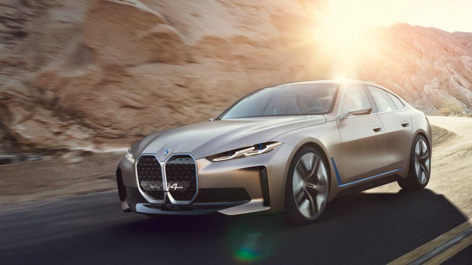 ¿Cómo suena el nuevo auto eléctrico de BMW?