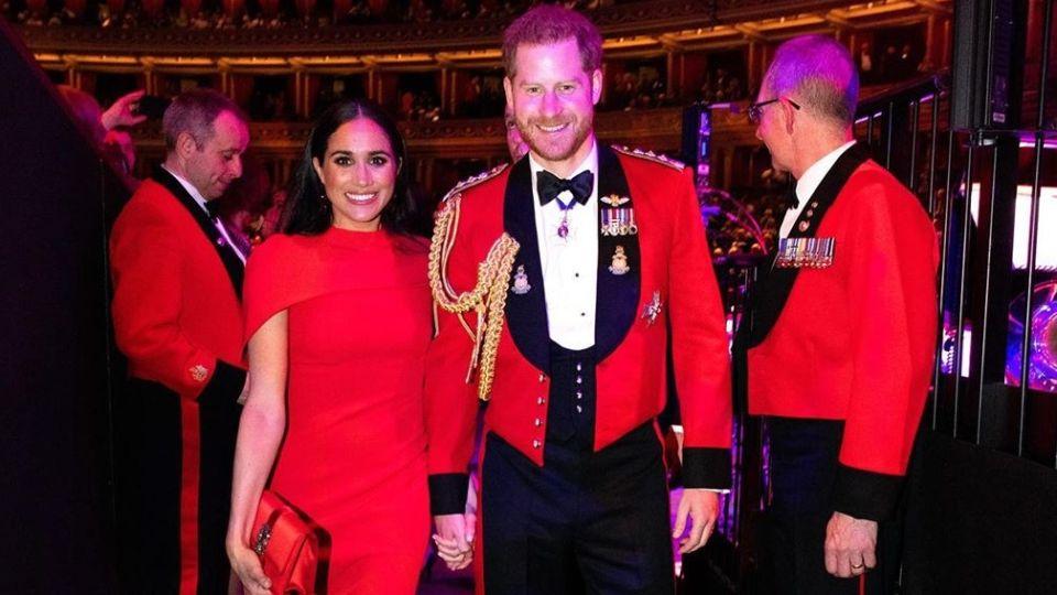 Meghan Markle y el Príncipe Harry impactaron en su última aparición en público