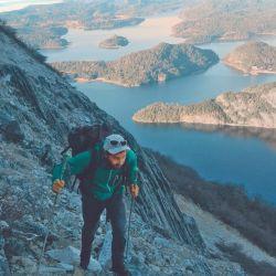 El cerro Capilla es poco explorado por los aventureros que llegan a Bariloche.