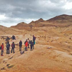 La Argentina es uno de los países de mayor valor paleontológico en el mundo y en las provincias del sur existen puntos turísticos estratégicos para conocer más sobre la historia de los dinosaurios.