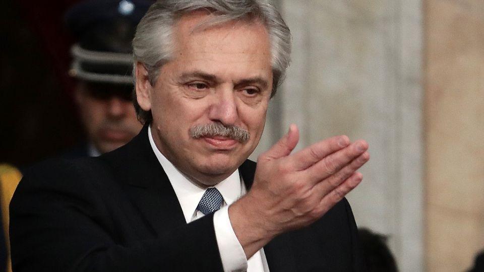 presidente Alberto Fernández