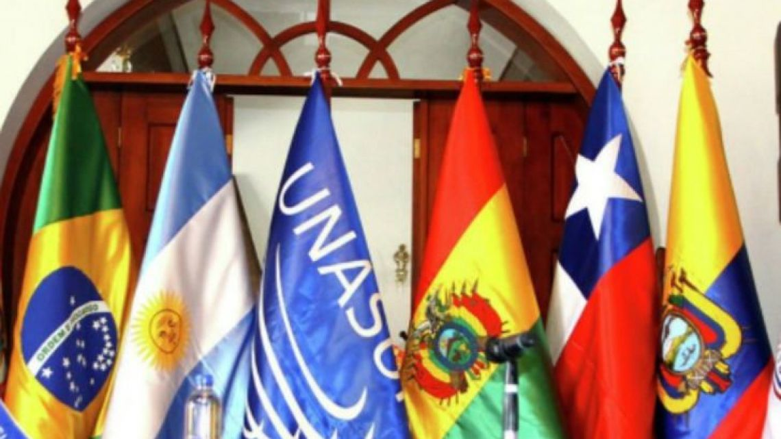 Uruguay exits Unasur and is returning to TIAR to reinforce its role in Latin-American cooperations.