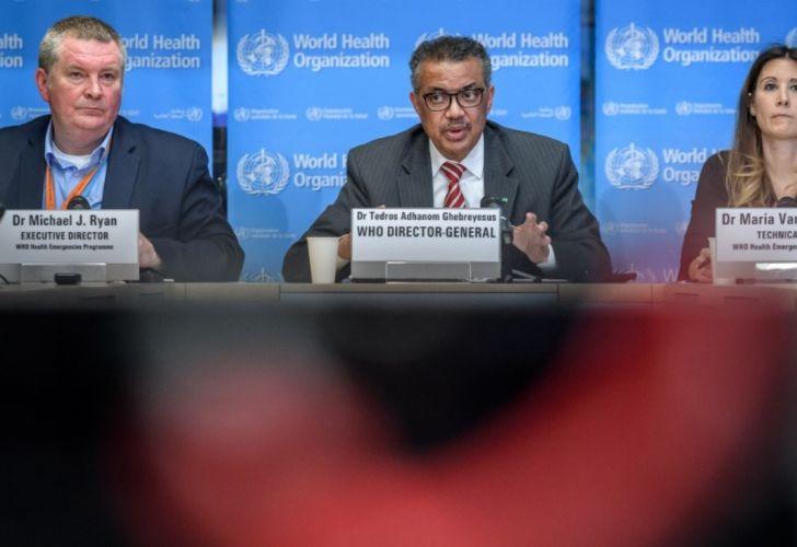 Resultado de imagen para La OMS advierte que Estados Unidos podría ser el próximo epicentro de la pandemia
