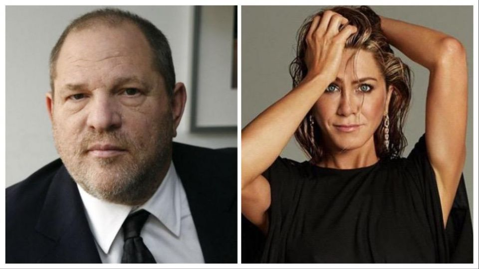Harvey Weinstein - Jennifer Aniston