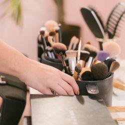 Natalia Uliassi muestra el paso a paso para un make up de día