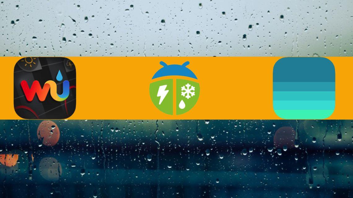 Cuáles son las 3 apps que mejor aciertan el clima