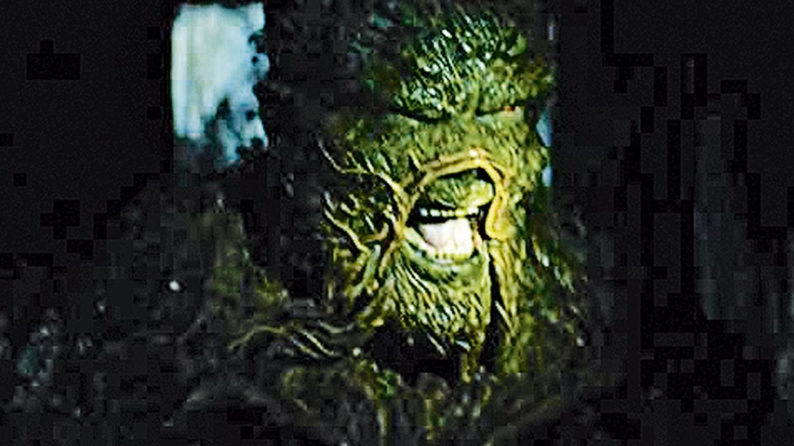 Swamp Thing | Foto:Cedoc