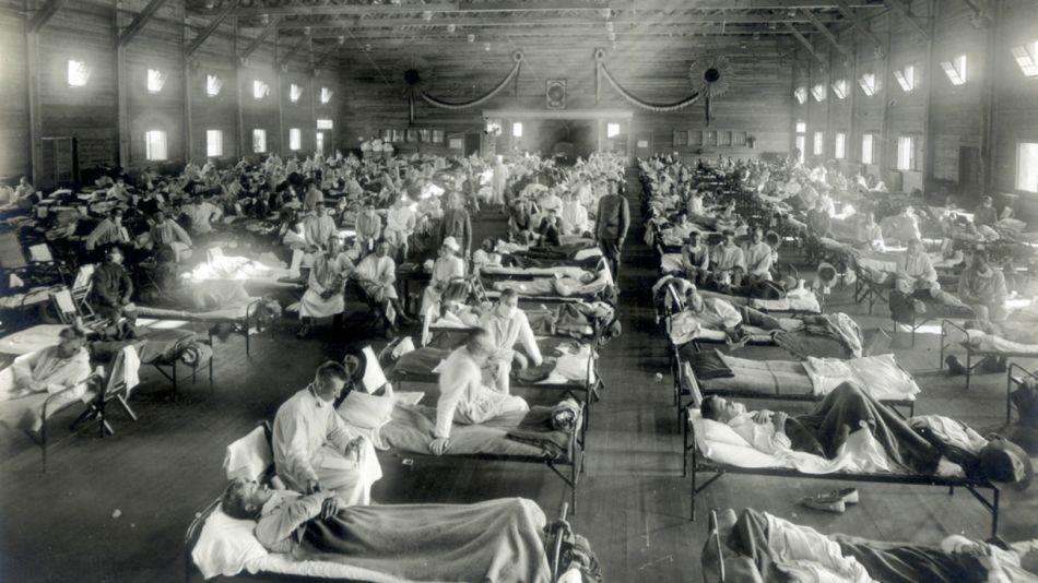 pandemia de gripe española