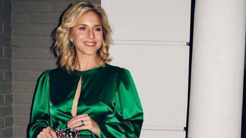 Carla Peterson se sometió a un radical cambio de look