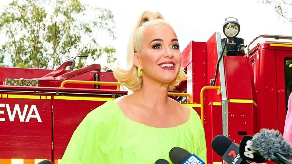 Katy Perry contó cuáles son sus particulares antojos