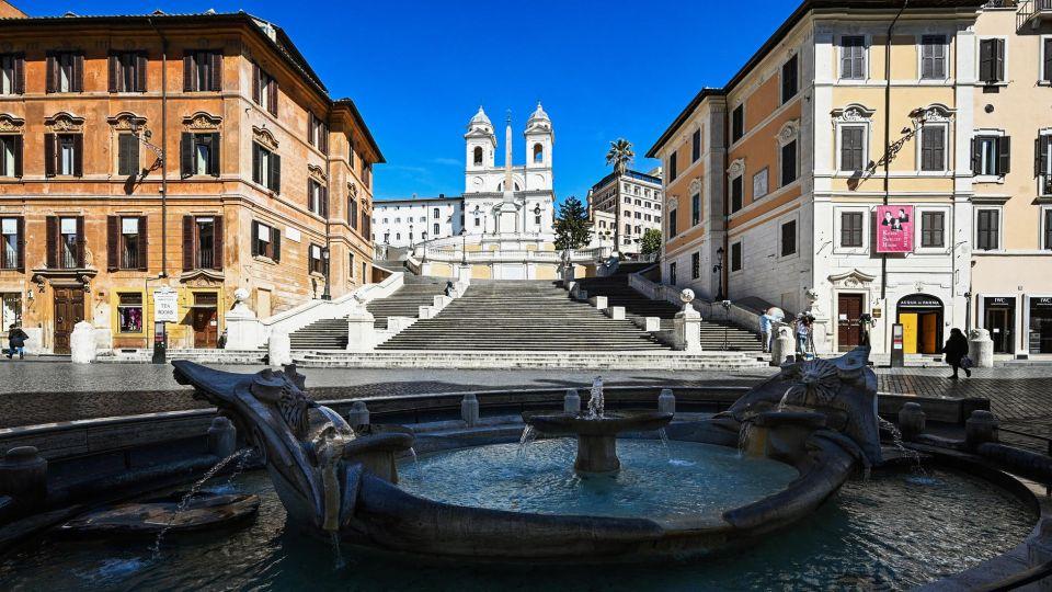 Roma con Coronavirus 20200312