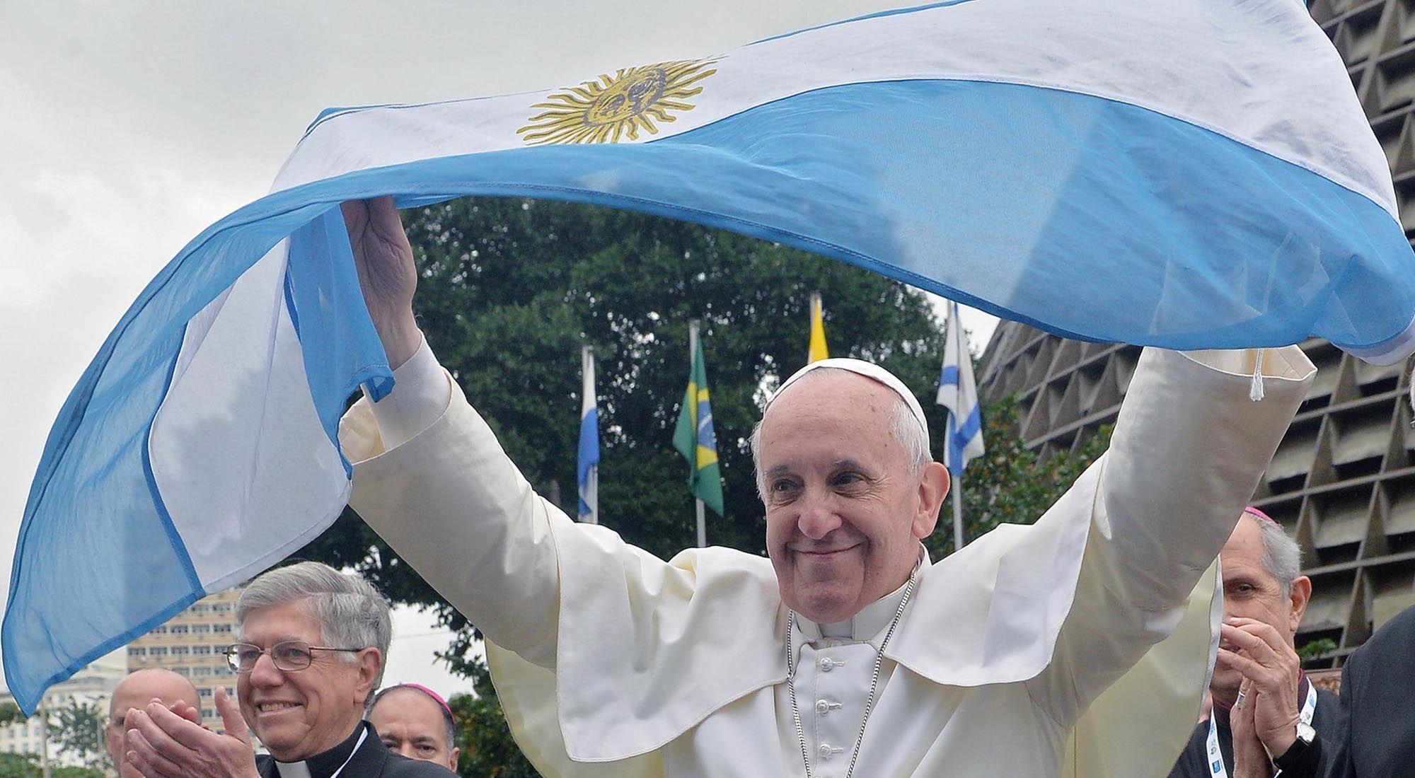 Se cumplen 7 años de la elección de Jorge Bergoglio como Papa Francisco.